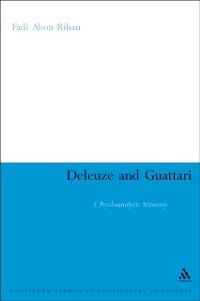 Cover Deleuze and Guattari