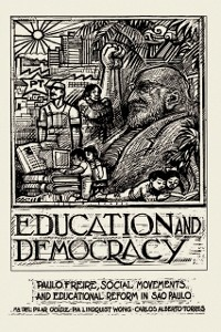 Cover Education And Democracy