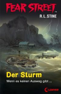 Cover Fear Street 55 - Der Sturm