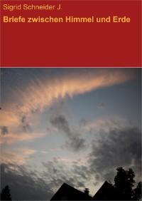 Cover Briefe zwischen Himmel und Erde