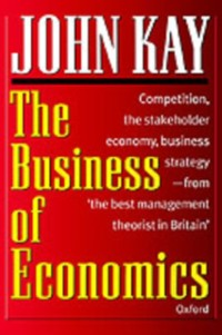 Cover Business of Economics