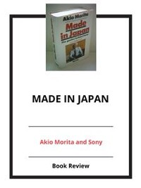 Cover Made In Japan