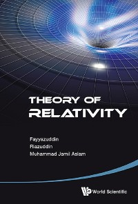 Cover Theory Of Relativity