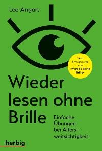 Cover Wieder lesen ohne Brille