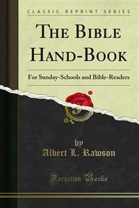 Cover The Bible Hand-Book
