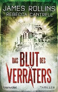 Cover Das Blut des Verräters