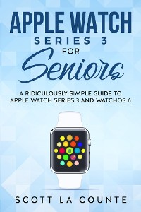 Cover Apple Watch Series 3 For Seniors