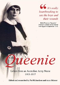 Cover Queenie