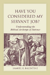 Cover Have You Considered My Servant Job?