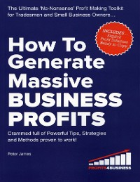 Cover How to Generate Massive Business Profits