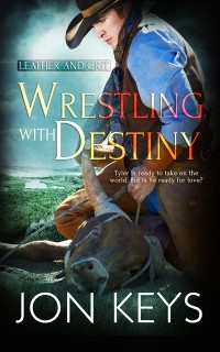 Cover Wrestling with Destiny