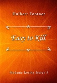 Cover Easy to Kill