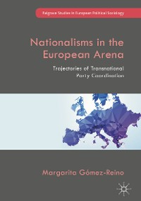 Cover Nationalisms in the European Arena
