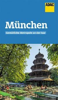 Cover ADAC Reiseführer München