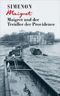 Cover Maigret und der Treidler der Providence