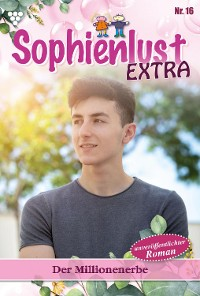 Cover Sophienlust Extra 16 – Familienroman