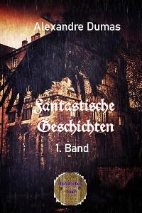 Cover Fantastische Geschichten, 1. Band