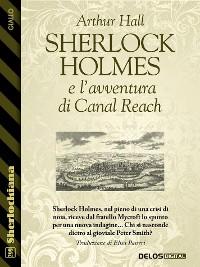Cover Sherlock Holmes e l'avventura di Canal Reach