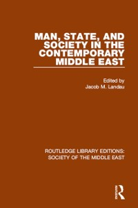 Cover Man, State and Society in the Contemporary Middle East