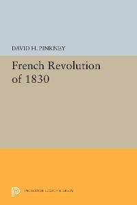 Cover French Revolution of 1830