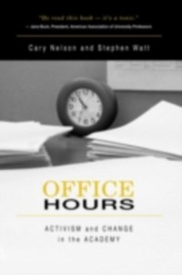 Cover Office Hours