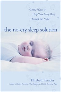 Cover No-Cry Sleep Solution: Gentle Ways to Help Your Baby Sleep Through the Night