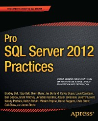 Cover Pro SQL Server 2012 Practices