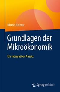 Cover Grundlagen der Mikrookonomik