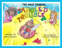 Cover The Hair Fairies Tangled Trouble