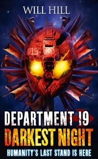 Cover Darkest Night (Department 19, Book 5)