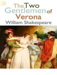 Cover The Two Gentlemen of Verona