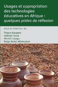 Cover Usages et appropriation des technologies �ducatives en Afrique