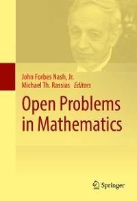 Cover Open Problems in Mathematics