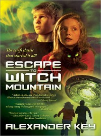 Cover Escape to Witch Mountain