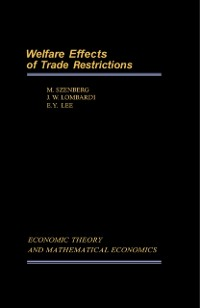Cover Welfare Effects of Trade Restrictions