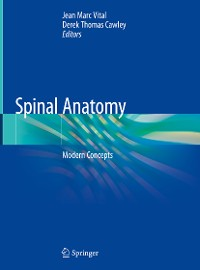 Cover Spinal Anatomy