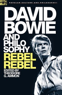 Cover David Bowie and Philosophy
