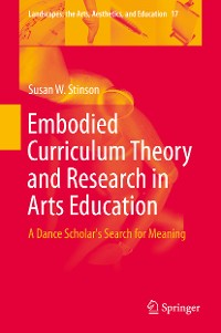 Cover Embodied Curriculum Theory and Research in Arts Education