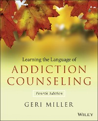 Cover Learning the Language of Addiction Counseling