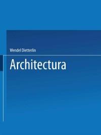 Cover Architectura