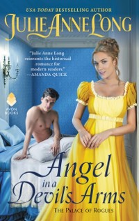 Cover Angel in a Devil's Arms