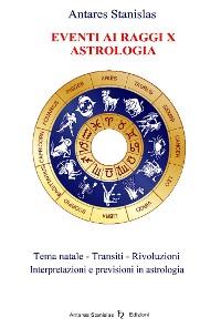 Cover Eventi ai Raggi X - Astrologia