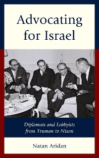 Cover Advocating for Israel