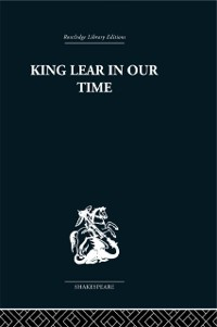 Cover King Lear in our Time