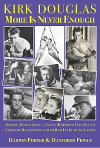 Cover Kirk Douglas More Is Never Enough