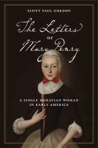Cover The Letters of Mary Penry