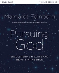 Cover Pursuing God Study Guide