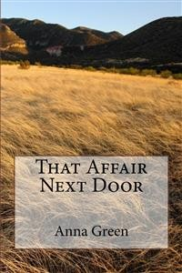 Cover That Affair Next Door