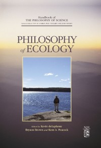Cover Philosophy of Ecology