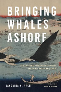 Cover Bringing Whales Ashore
